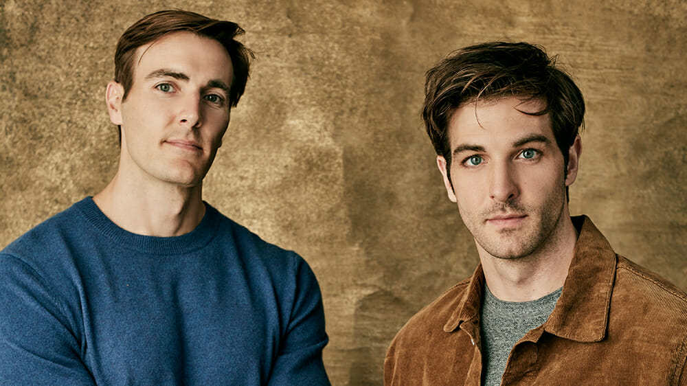 How Brothers Jake and Conor Allyn Went From Making Home Videos to Shooting Feature Films